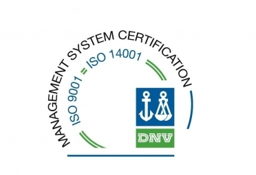 ISO DNV 9001 14001